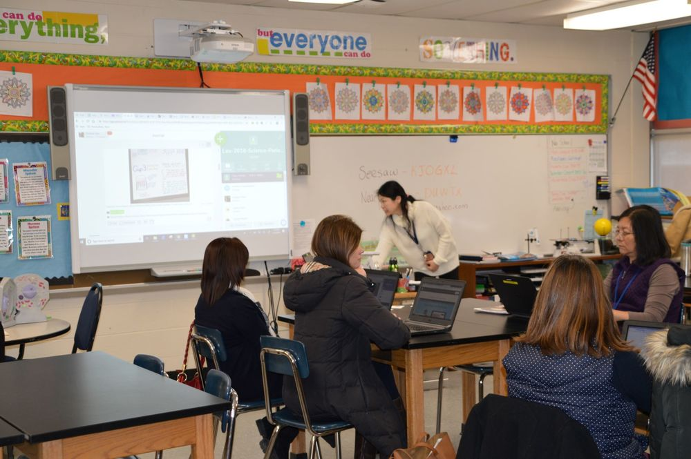 Mendham Borough School District Staff Engage During In-Service Sessions