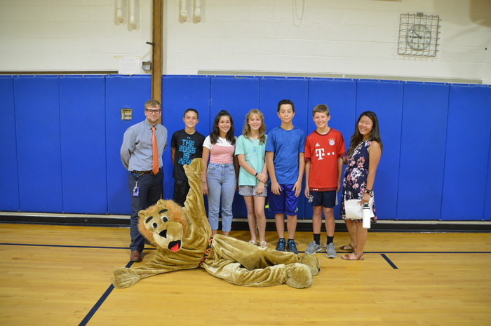 Student Council Kick-off Assembly