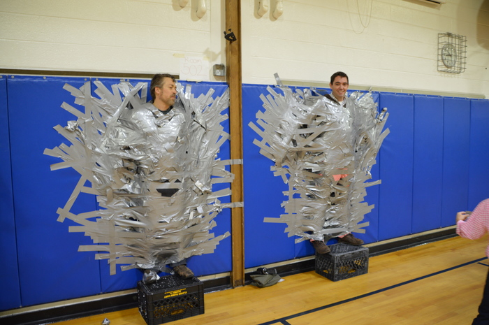 Taped teachers