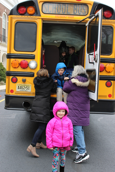 Bus Safety Event - Rear Evacuation
