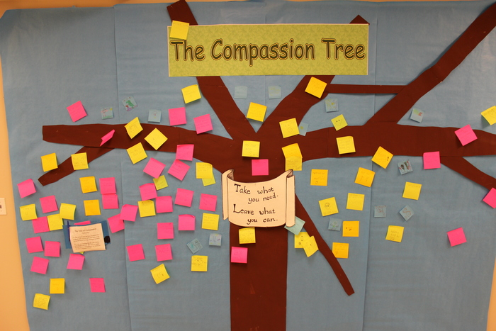 Hilltop's Compassion Tree