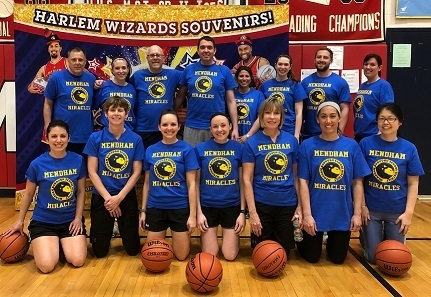 Mendham Miracles vs. Harlem Wizards