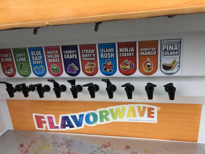 Pick your flavor!