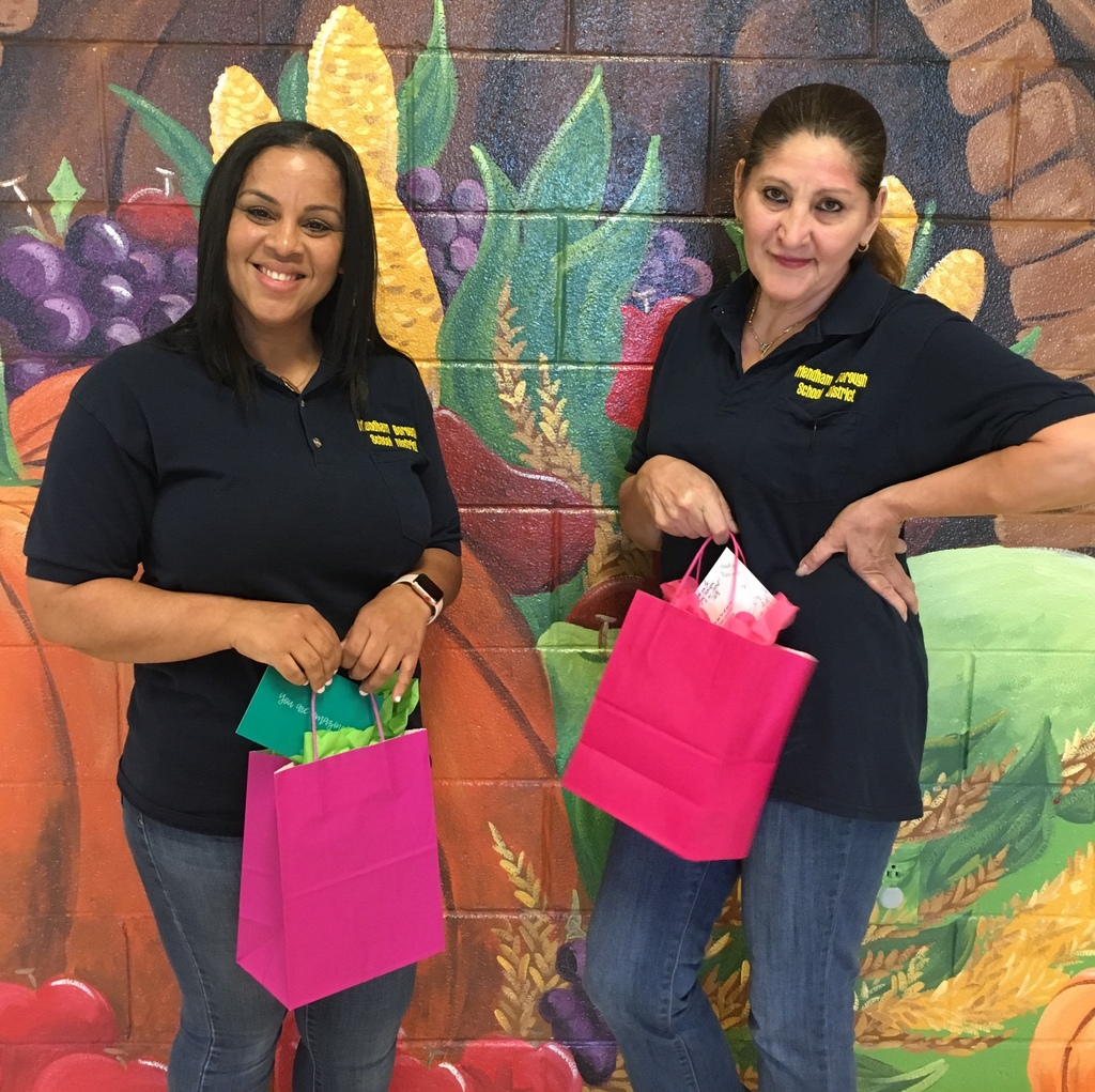 Hilltop School Ms. Almonte and Ms. Alvarenga