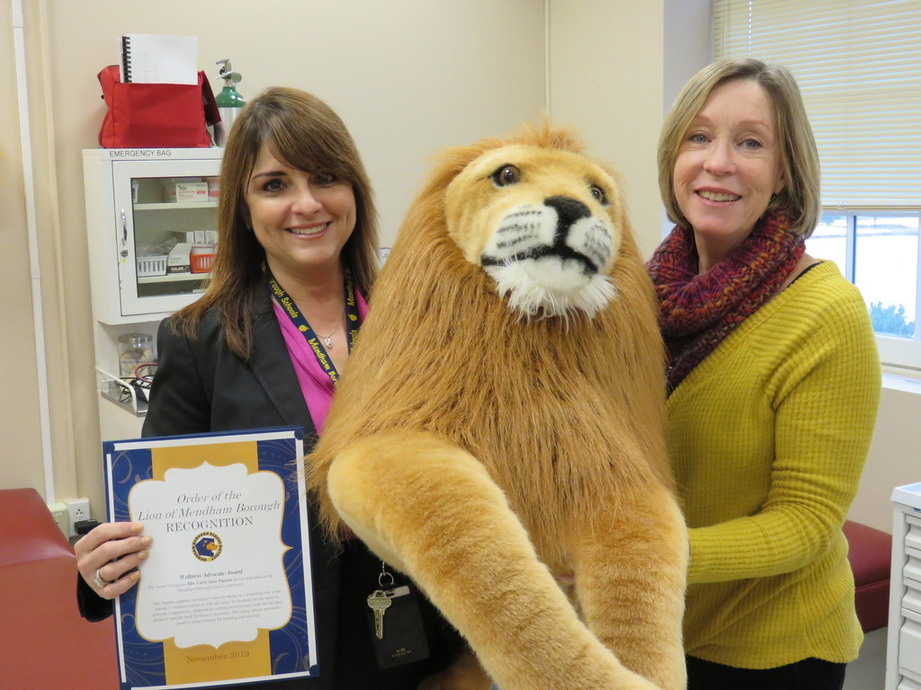 November Order of the Lion Award