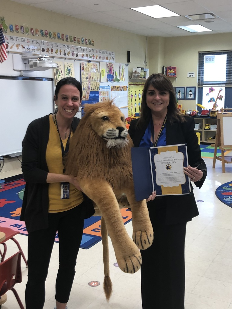 March Order of the Lion Award