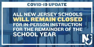 Gov. Murphy Announces NJ School Closures for Remainder of the Year